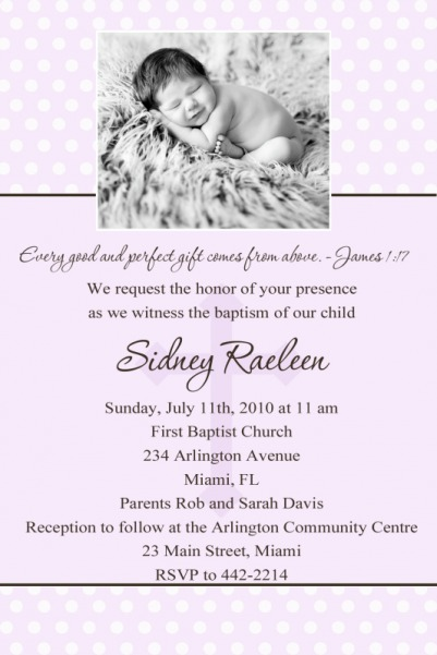 Baptism christening invites baby steps designs baptism christening invitations all designs are fully customizable fonts colors wording etc can be changed to suit your event stopboris Gallery